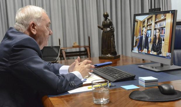 Los reyes de España felicitan a la Enfermería en su día internacional