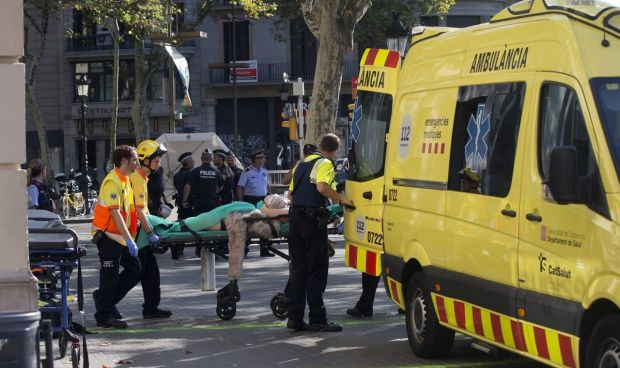 """Los sanitarios de Barcelona: """"Hay un sentimiento de tristeza generalizado"""""""