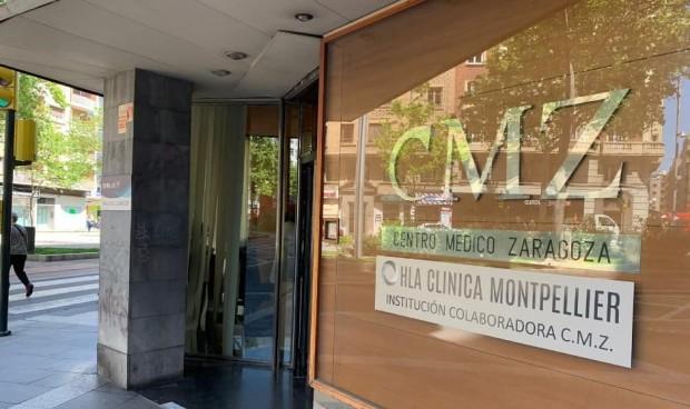 Los sanitarios de HLA Montpellier atenderán en el Centro Médico Zaragoza
