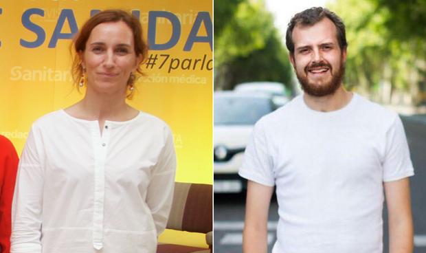 Los sanitarios de Podemos en Madrid, 'errejonistas'