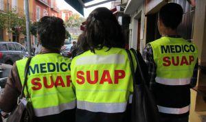 Los sanitarios del Servicio Cántabro apoyan la huelga del SUAP y el 061