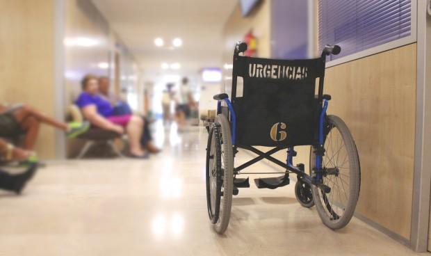 Los sanitarios que fotografían pasillos con pacientes se exponen a sanción