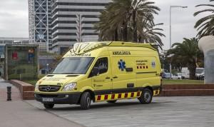Los servicios de Emergencias catalanes van a la huelga el 7 y 8 de mayo