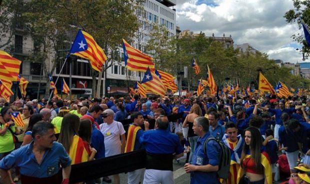 Los servicios mínimos de la huelga general en Cataluña, fijados en el BOE