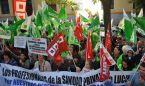 Los sindicatos convocan huelga indefinida en la sanidad privada madrileña