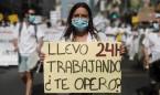 Los sindicatos convocan movilizaciones en la sanidad pública madrileña