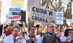 Los sindicatos de la sanidad concertada aplazan la huelga al 18 de junio