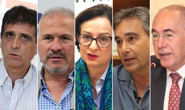 """Los sindicatos piden a Montón la convocatoria """"urgente"""" del Ámbito"""