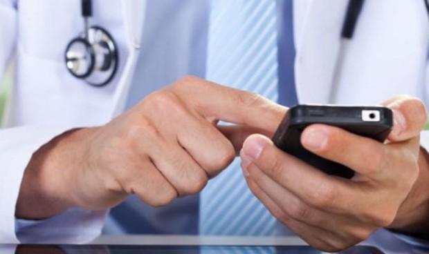 Los teléfonos móviles de médicos y enfermeros, foco de infecciones
