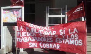 Los trabajadores de iDental van a la huelga por el impago de sus salarios