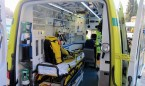 Los trabajadores de la UTE de ambulancias de Eulen, al borde de la huelga