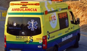 Los trabajadores de las ambulancias SSG denuncian retrasos en los pagos