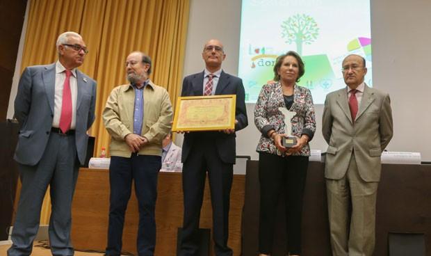 Los trasplantados hepáticos premian a Quirónsalud Sagrado Corazón