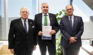 Los veterinarios de Pontevedra firman con AMA su póliza colectiva de vida