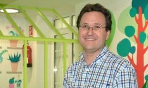 Lucas Moreno Martín, jefe de Oncohematología Pediátrica del Vall d