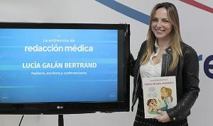 """Lucía Mi Pediatra: """"Si fuese ministra de Sanidad lucharía por los niños"""""""