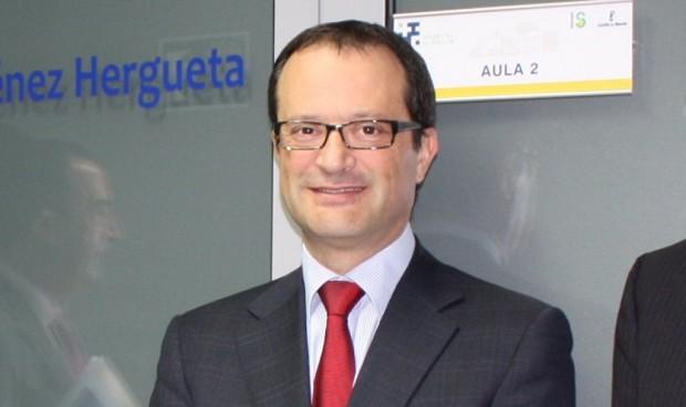Luis Ángel González, nuevo gerente del Hospital de Salamanca