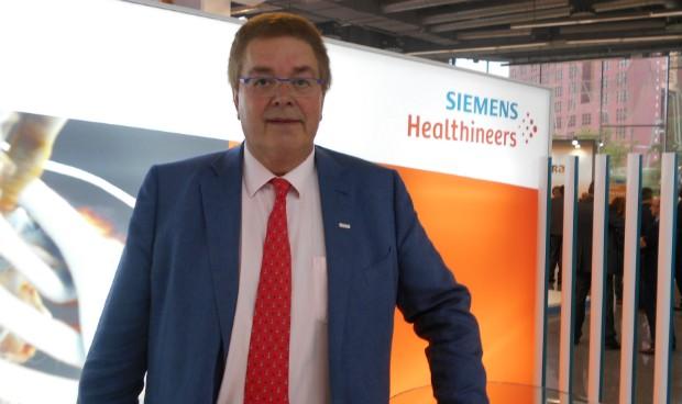 """Cortina: """"El objetivo de Healthineers es trabajar junto al cliente"""""""