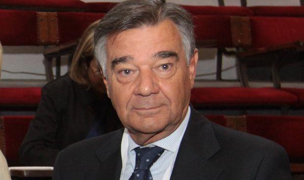 Luis González, 'presidente de honor homeopático'