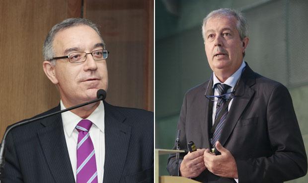 Luis Mayero y José Soto