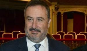 Luis Mesa del Castillo, director de Unión Murciana de Hospitales y Clínicas