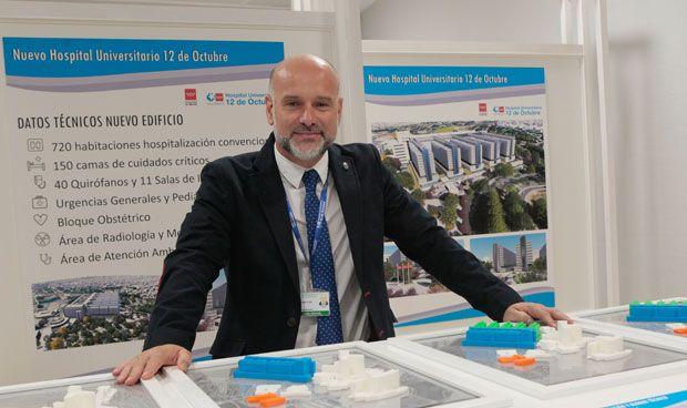 Luis Mosquera es reelegido presidente de los ingenieros hospitalarios