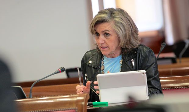 Solo una sanitaria entre los 27 senadores de la comisi�n del art�culo 155