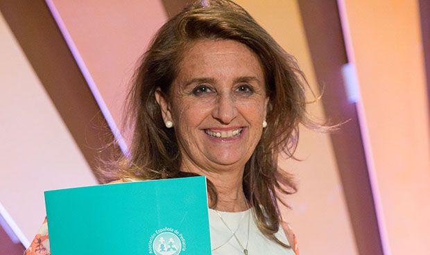 Mª José Mellado, ratificada como primera presidenta de la AEP
