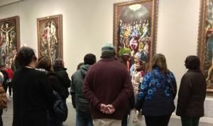 Madrid acerca a los pacientes de Salud Mental al arte de El Prado