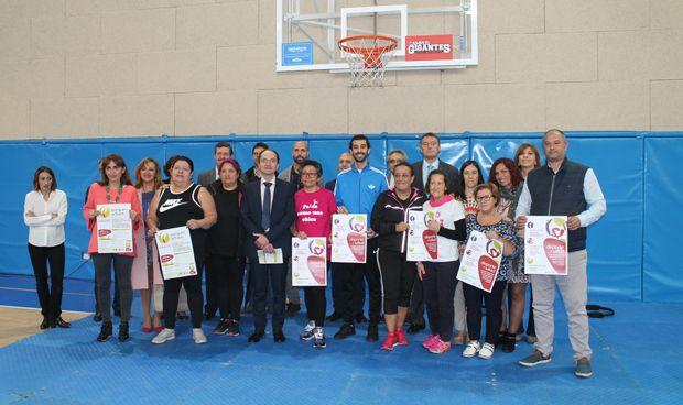 Madrid activa programas de ejercicio físico para mujeres con cáncer de mama