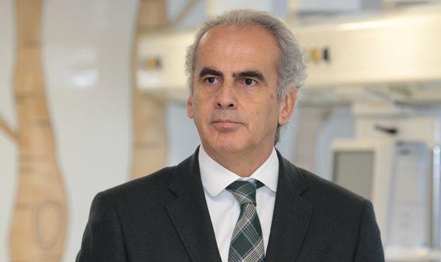 Madrid actualiza la distribución de profesionales de su sistema sanitario