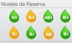 Madrid alerta de escasez de reservas de sangre 0- AB- y A+