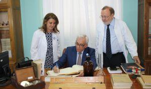 Madrid celebra los 100 años del hospital Cantoblanco