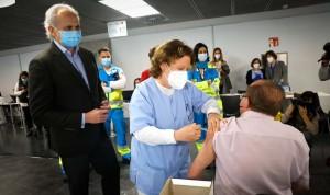 Madrid comienza a vacunar del Covid a la población de entre 40 y 49 años