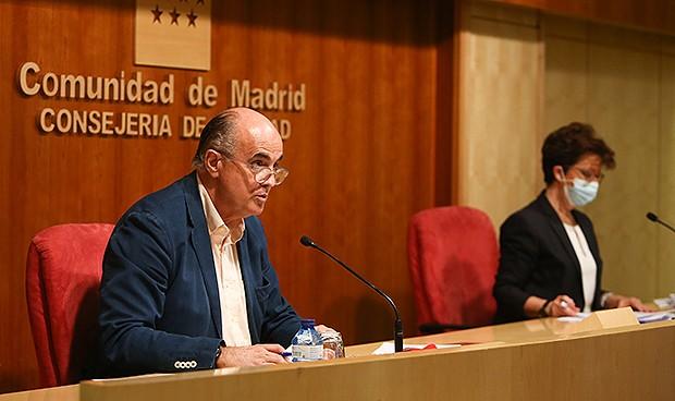 Madrid confina 8 localidades completas y 19 zonas de salud