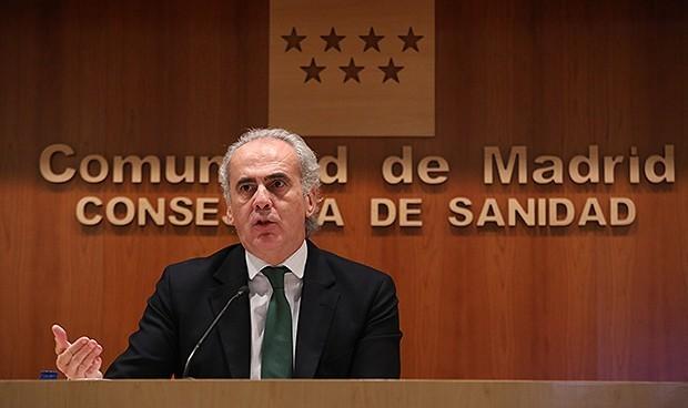 Madrid exploró un acuerdo para todo el SNS con la vacuna rusa del Covid-19
