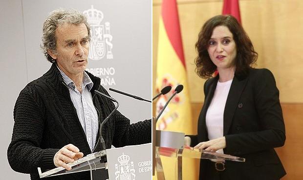 Coronavirus: Madrid desmiente los bulos sobre el cierre de la región