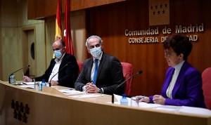 Madrid empieza a vacunar sanitarios: UCI y plantas Covid serán los primeros