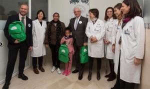 Madrid enseña a tomar la medicación a niños crónicos mediante juegos