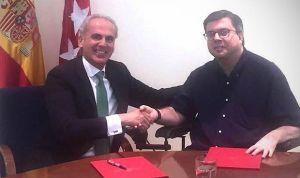 Madrid firma un acuerdo para mejorar la prevención de la discapacidad