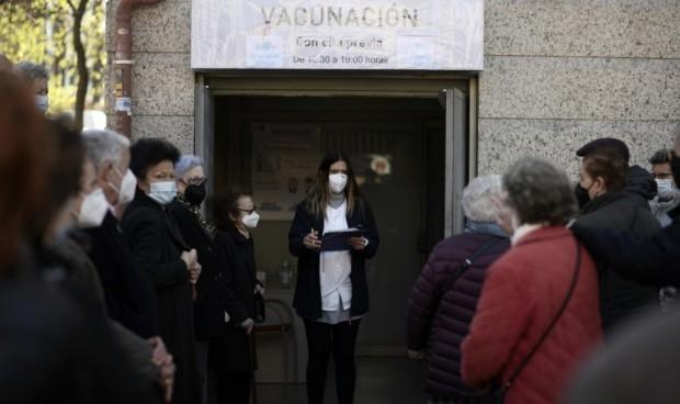Madrid ha destinado más de 8,5 millones contra el Covid desde Primaria
