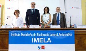 Madrid inaugura su Instituto de Esclerosis Lateral Amiotrófica