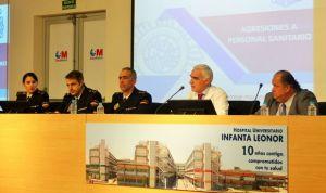 Madrid inicia una potente campaña contra las agresiones a sanitarios