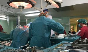 Madrid invertirá 6 millones en la nueva central de esterilización de La Paz