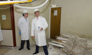 Sanidad invierte 10,5 millones para mejorar 25 hospitales durante el verano