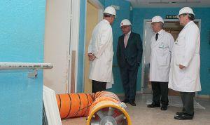 Madrid invierte 140 millones en su plan de modernización de hospitales