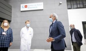 Madrid invierte 4,7 millones en ampliar el nuevo centro de salud Baviera