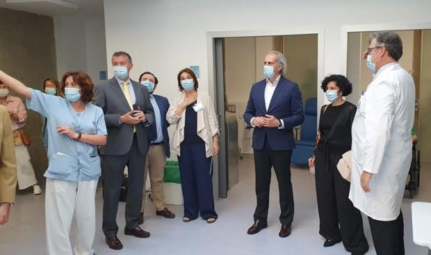 Madrid invierte 4 millones de euros en remodelar el Hospital de El Escorial