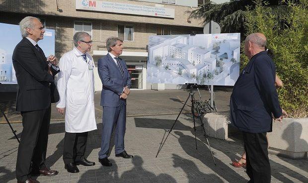 Madrid invierte 40 millones para modernizar el Hospital Gregorio Marañón