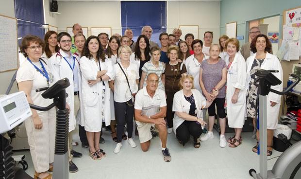 Madrid lidera el estudio mundial de programas de rehabilitación cardiaca